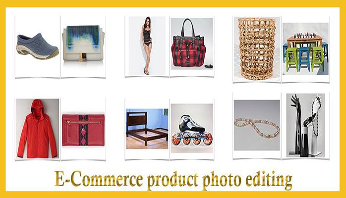 eCopmmerce product photo editing