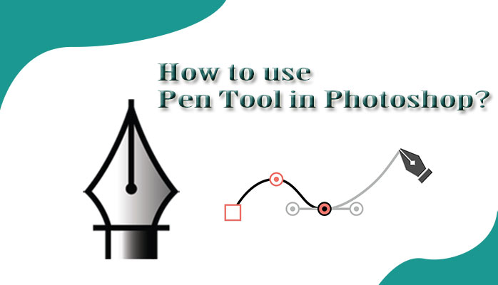 How to use pen tool in Photoshop Feature image