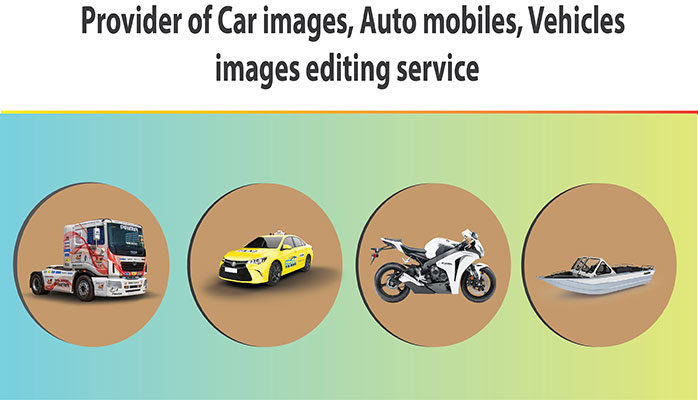 Provider of Car image editing service