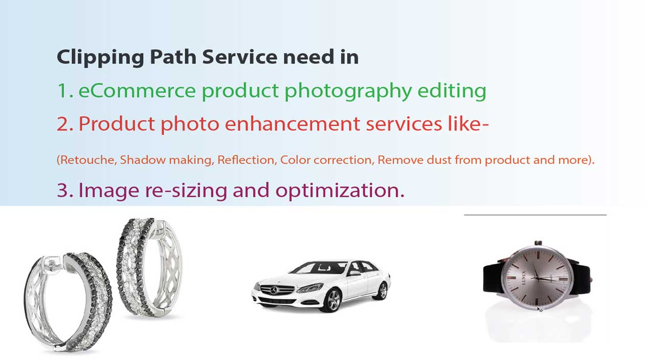 Clipping Path Service need for