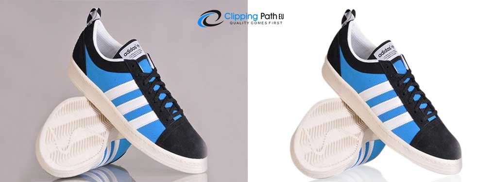 Product Photo Editing Service Shoe