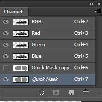 Channel-mask