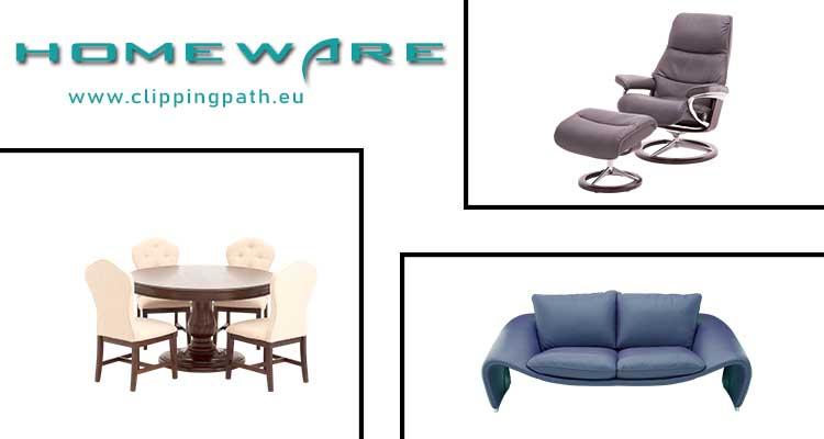 Homeware | Clipping Path EU