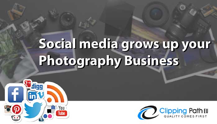 Social-media-sites-for-Photography-business | Clipping Path EU