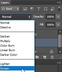Make 1st layer screen